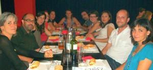 Cenas de empresa en Sondelluna